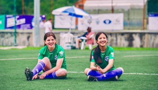 Кировские футболистки получили шанс побороться за участие  в Чемпионате мира по футболу