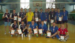 Котельничские волейболисты сыграли в Орлове