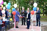В Котельниче открыли детскую площадку