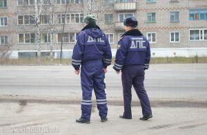 Котельничские полицейские взяток не берут