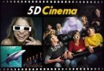 5D кинотеатр начинает работу