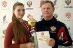 Бронзовый призер Первенства России