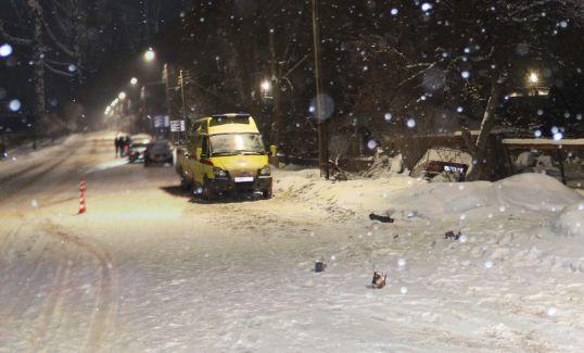 На Советской в ДТП погибли два человека