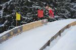 Летающие лыжники закроют сезон