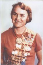 Крепкина (Калашникова) Вера Самуиловна