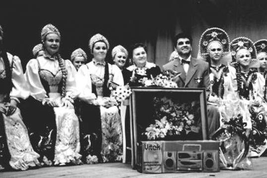 Сто лет со дня рождения Александры Прокошиной