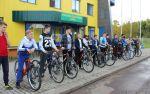 Городские соревнования «Велотриада»