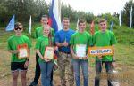 Котельничане - призеры областных соревнований по туризму