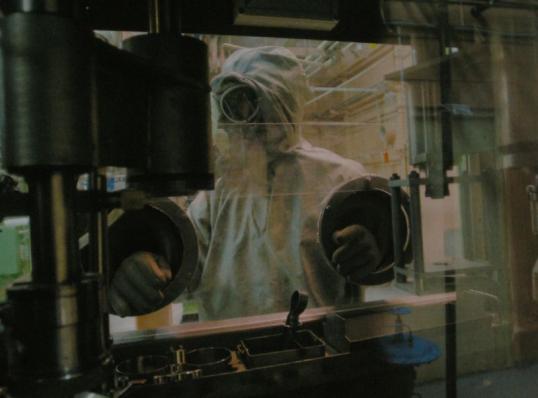 Вот уже 5 лет в Марадыковском уничтожают химическое оружие