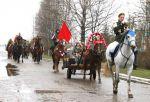 Конный парад в п.Юбилейный