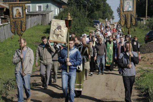 Котельничане обойдут город крестным ходом