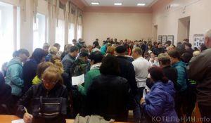 Более 150 человек пришли на ярмарку вакансий