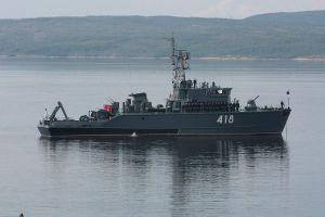 «Котельнич» провел за собой атомную субмарину