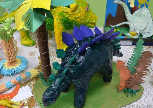 Итоги конкурса «Живые динозавры»
