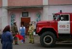 Из второй школы эвакуировали учеников