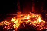В Сюзюме сгорел дом