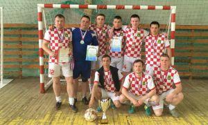 Котельничане - чемпионы области по мини-футболу
