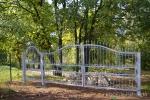 Новые ворота Динопарка