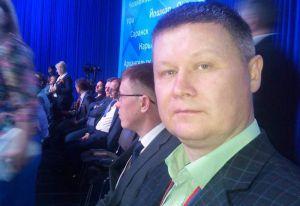 Алексей Дудин едет на «Форум действий»