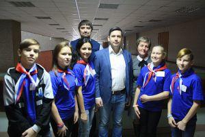 Школьники из Юбилейного победили в финале областной игры