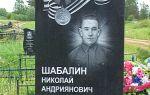 В селе Гостево установили памятник на захоронении солдата