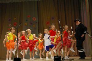 Танец на конкурс талантов для одного