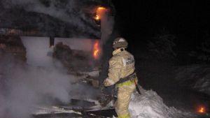 Пожар на Карауле