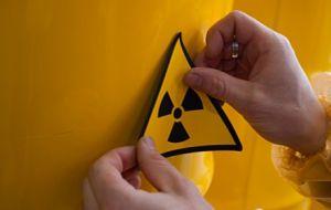 Осторожно, радиоактивно!