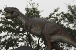 Котельничские динозавры «выбрались» на сушу