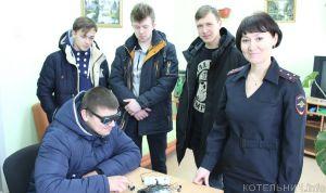 Студенты КСХТ прошли стажировку в полиции