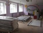 Продолжается реконструкция детских садов