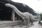 Как делают «котельничских» динозавров