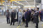 На механическом заводе открыта новая линия