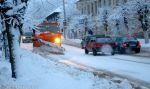 Снегоборцы работают