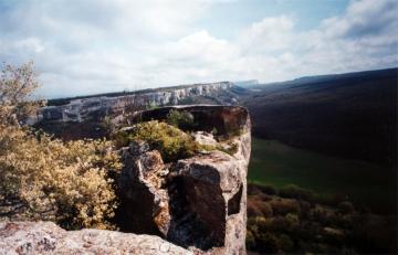 По горному Крыму от Бахчисарая до Алупки