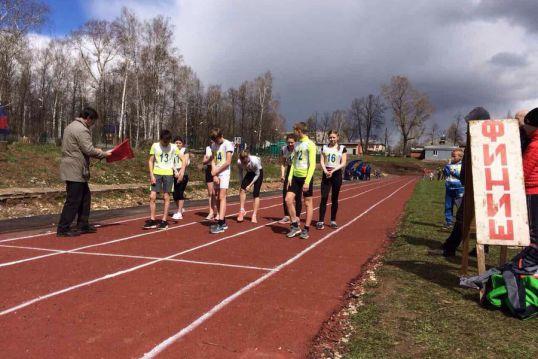 Котельничане - победители областных соревнований