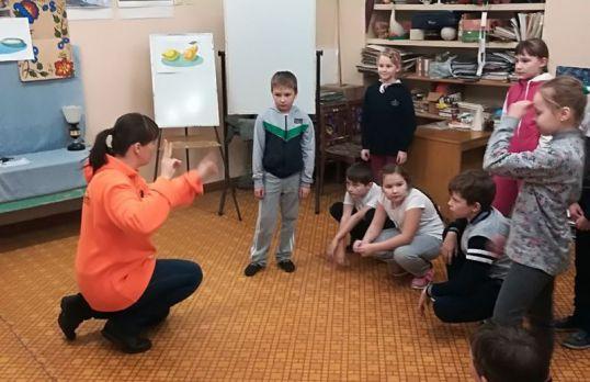 """Школа """"Лиза Алерт"""" в Котельниче"""