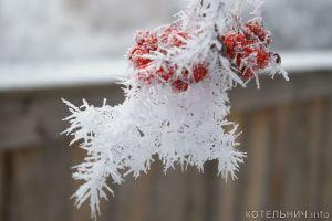 Зима продолжается