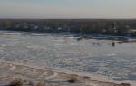 В выходные в Котельнич придет зима