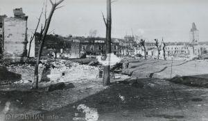 «Грандиозный пожар в Котельниче»