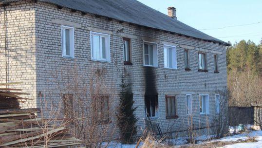 Три человека погибли при пожаре