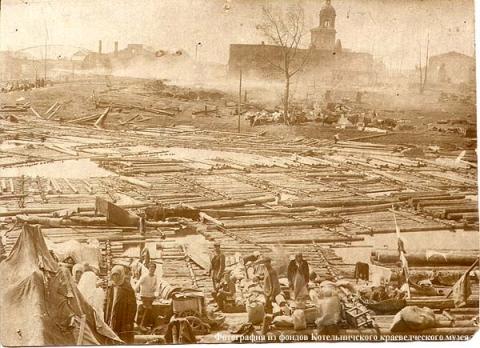 Пожары и страхование от них в Котельниче