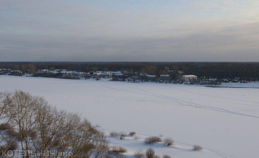НаКузбассе идут работы пооткрытию ледовых переправ