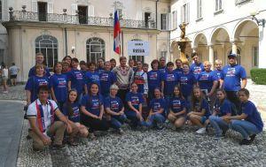 «Искорка» выступила в Италии