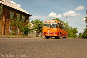 Автобусные зарисовки