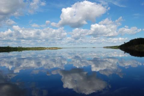 Путь дальний к морю Белому. Русский север.