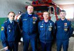 Пожарная охрана на страже безопасности