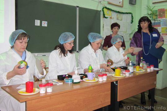 Учителя состязались в чемпионате
