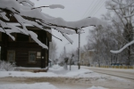 Осень борется с зимой