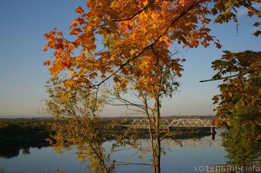 Осень наступает